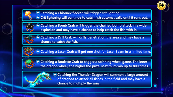 Bonus Oceang King 3